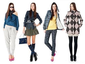 Современная Женская Одежда