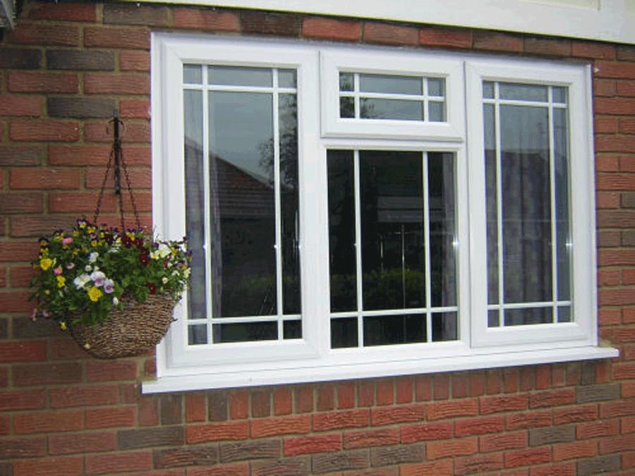 Окна в доме фото
