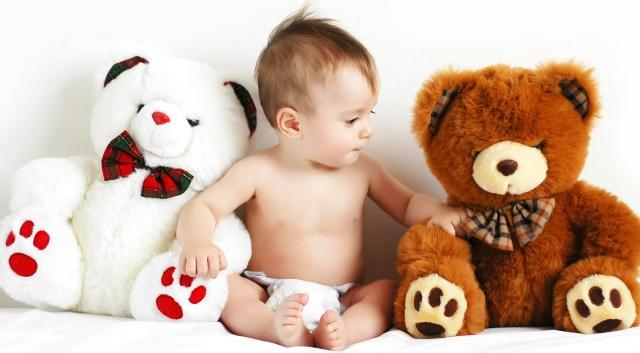 Мягкие детские игрушки фото